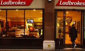 Ladbrokes bookmakers