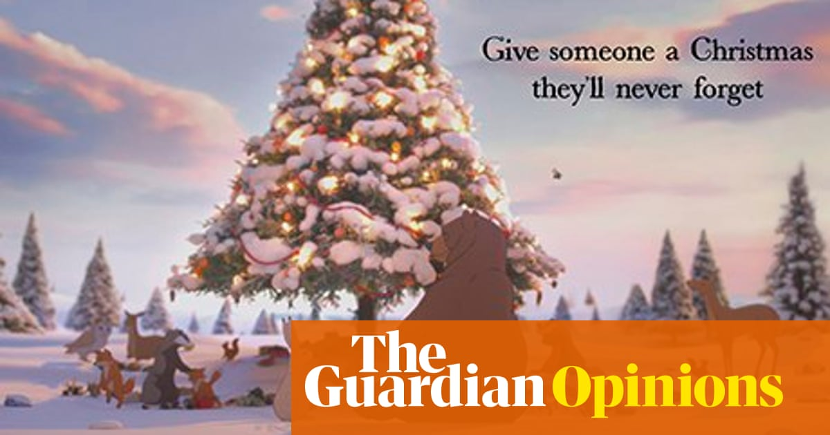 Christmas is about love, not money