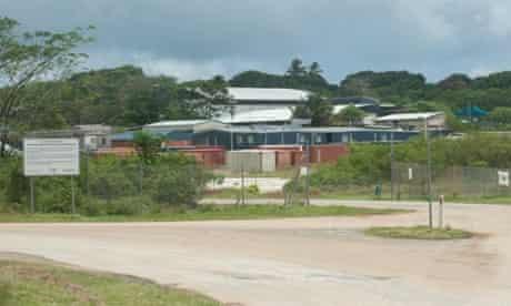 christmas island detention centre