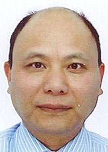 Anxiang Du, who is charged with murdering a family of four in Northamptonshire