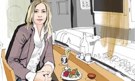 Lunch with Birgitte Sørensen