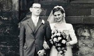Ken and Hazel wedding