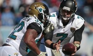 NFL Clockwatch: week 10 - as it happened | Sport | The Guardian