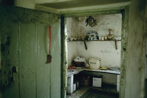 East Anglia - Weekend: Interior of parlour with bread tin and other objects