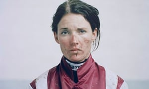Spencer Murphy's portrait of Katie Walsh, which has scooped the 2013 Taylor Wessing prize