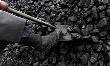 A coal merchant