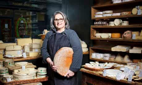 La Fromagerie's Patricia Michelson