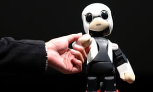 Talking robot Kirobi was recently sent to the international space station to explore how robots can support humans in social isolation.