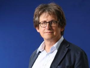 Alan Rusbridger, editor of The Guardian.