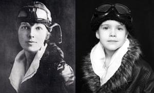 Jaime Moore: Amelia Earhart and Emma