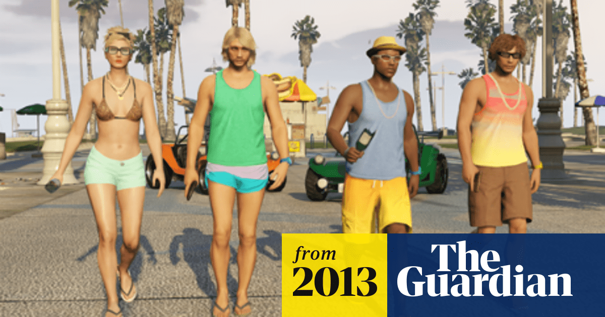 Gta Online Release Date Announced For Beach Bum Update Grand Theft Auto 5 The Guardian