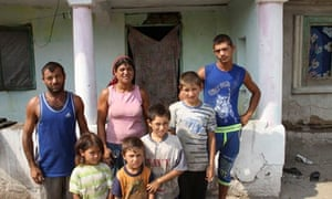 Ion Beldimari and family