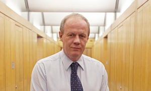 Damian Green, policing minister