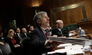 Robert Litt, general counsel in the Office of the Director of National Intelligence, and Brad Wiegmann deputy assistant attorney general in the Justice Department's National Security Division testify before the Senate Judiciary Committee's  Privacy.