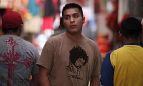 Antonio Zuñiga, the protagonist of the documentary Presumed Guilty