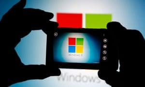 Microsoft camera.