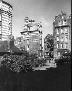 10 best: Boundary estate, Shoreditch, London