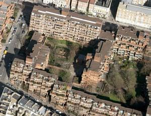10 best: Lillington Gardens, Pimlico, London