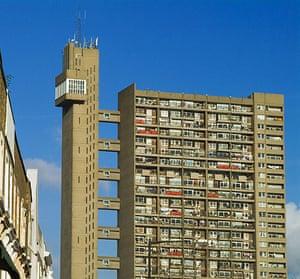 10 best: Trellick Tower, London