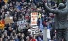 """Anti-austerity rally, Dublin, 2010"""