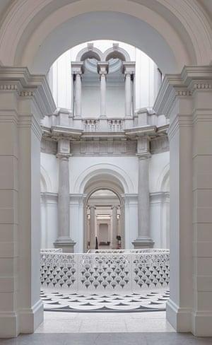 Caruso St John: Artist's impression of the new Tate Britain Rotunda