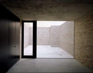 Caruso St John: Brick House, London