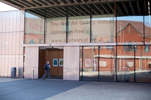 Caruso St John: The New Art Gallery, Walsall