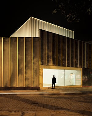 Caruso St John: Nottingham Contemporary Gallery