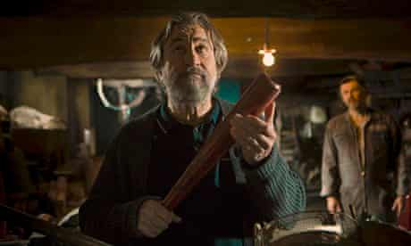 Robert De Niro in The Family, directed by Luc Besson.