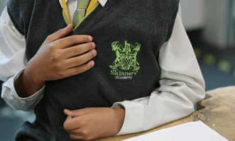 Skinners' Academy Uniform