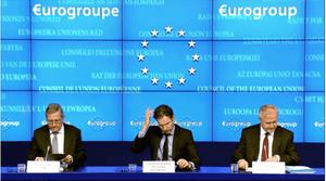Eurogroup meeting press conference, 14 November 2013