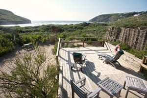Cool Cottages:NCornwall: The Dunes, Mawgan Porth