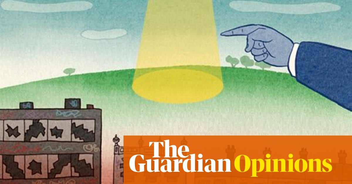 Why should Britain build new towns when it already has great cities