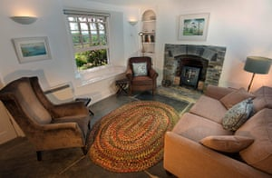 Cool Cottages:NCornwall: Trentinney