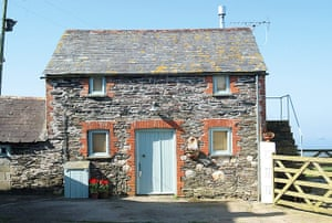 Cool Cottages:NCornwall: Little Sheppy