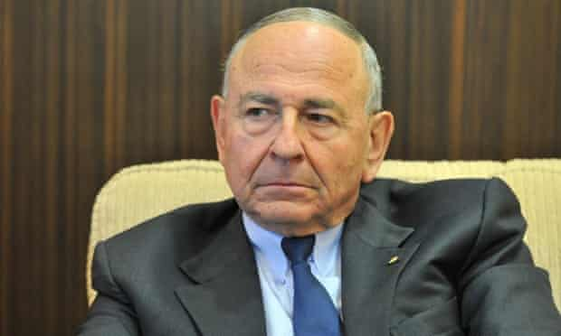 Maurice Newman in Melbourne