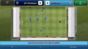 Football Manager Handheld returns on Android.