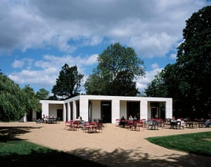 Caruso St John 2: Chiswick House Cafe