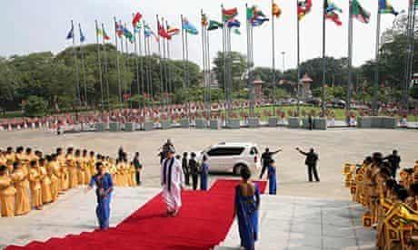 Sri Lanka Commonwealth CHOGM Summit