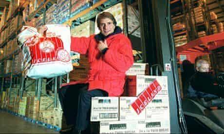 Malcolm Walker in 1999