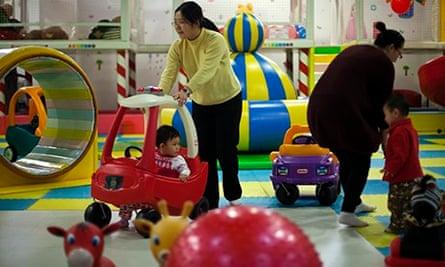 Beijing children