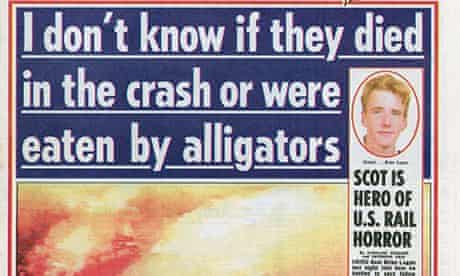 How the Sun reported Logan's experience