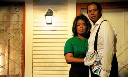 Forest Whitaker and Oprah Winfrey in The Butler.