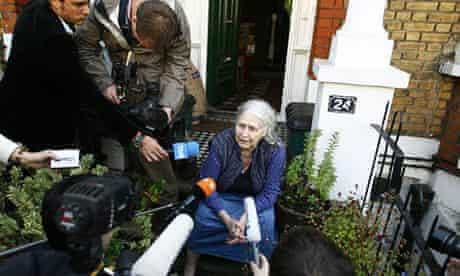 Doris Lessing in 2007