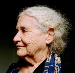 Doris Lessing obit: 2007: Doris Lessing