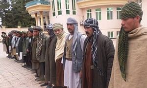 AFGHANISTAN-FARYAB-TALIBAN-SURRENDER