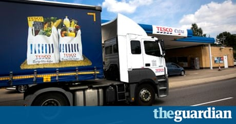 tesco marketing environment