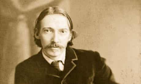 Scottish writer Robert Louis Stevenson