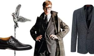 Men's party clothes