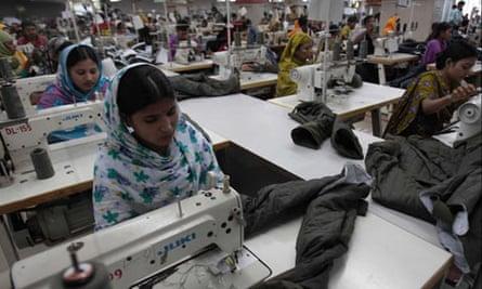 Walmart Bangladesh factories